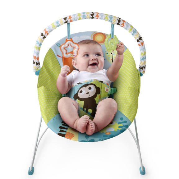 Pattern Pals Vibrating Bouncer™