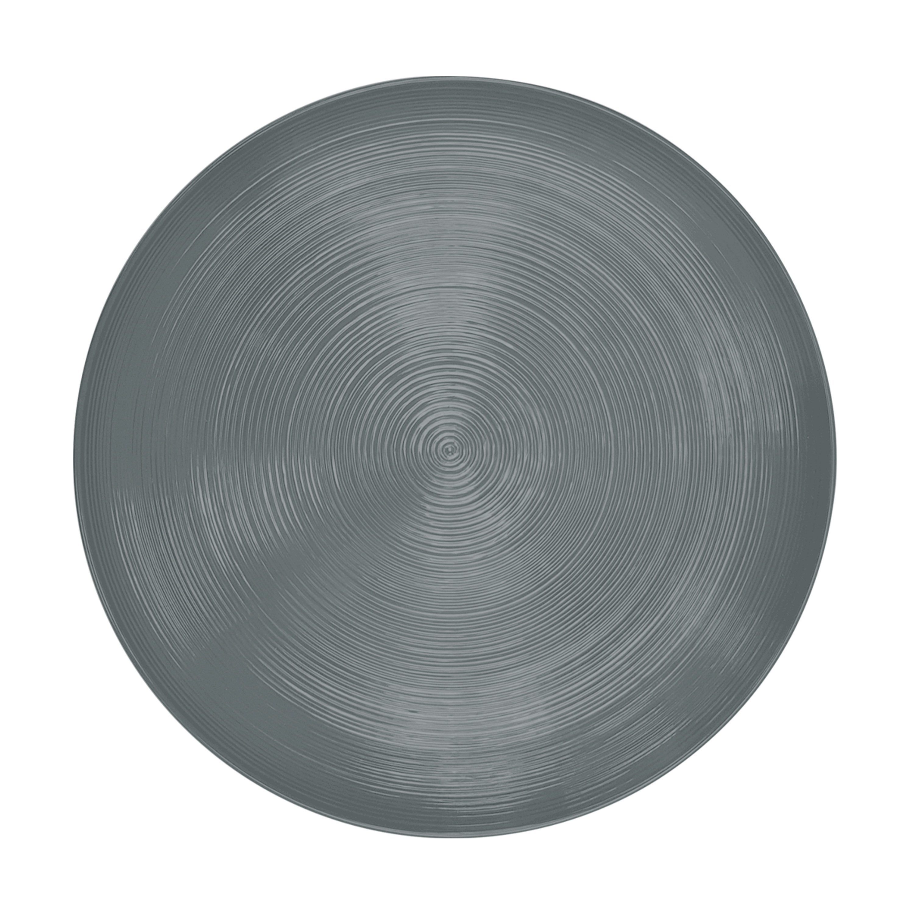 American Conventional Plate & Bowl Sets, Charcoal, 12-piece set slideshow image 4