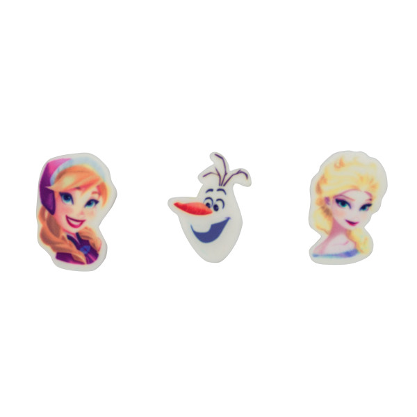 Frozen Characters SugarSoft® Printed Edible Decorations