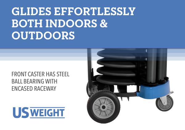 Rover Cart Bundle - Black Steel with CYB belts 4