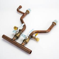 Plumbing Kit, M Series Boiler