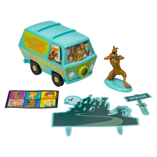 Scooby-Doo!™ Mystery Machine Signature DecoSet®
