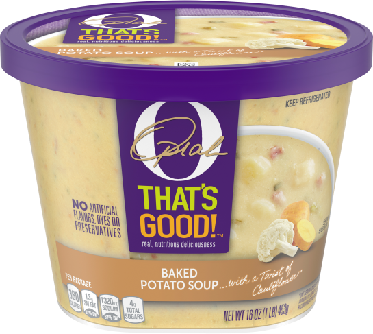 O That's Good Baked Potato Soup 16 oz Tub