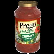 Garden Chunky Zucchini Italian Sauce