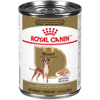 BOXER ADULTE nourriture en conserve pour chien