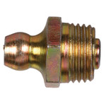 "Pipe Thread Grease Fitting (Straight Construction w/ 1/8""-27 Thread Size)"