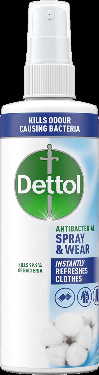 Dettol Spray & WearFresh Cotton