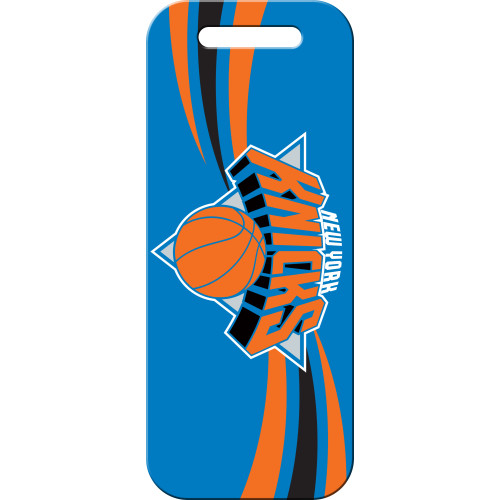 New York Knicks Large Luggage Quick-Tag 5 Pack