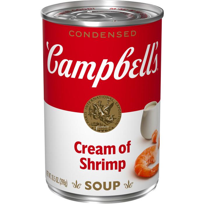Cream of Shrimp Soup
