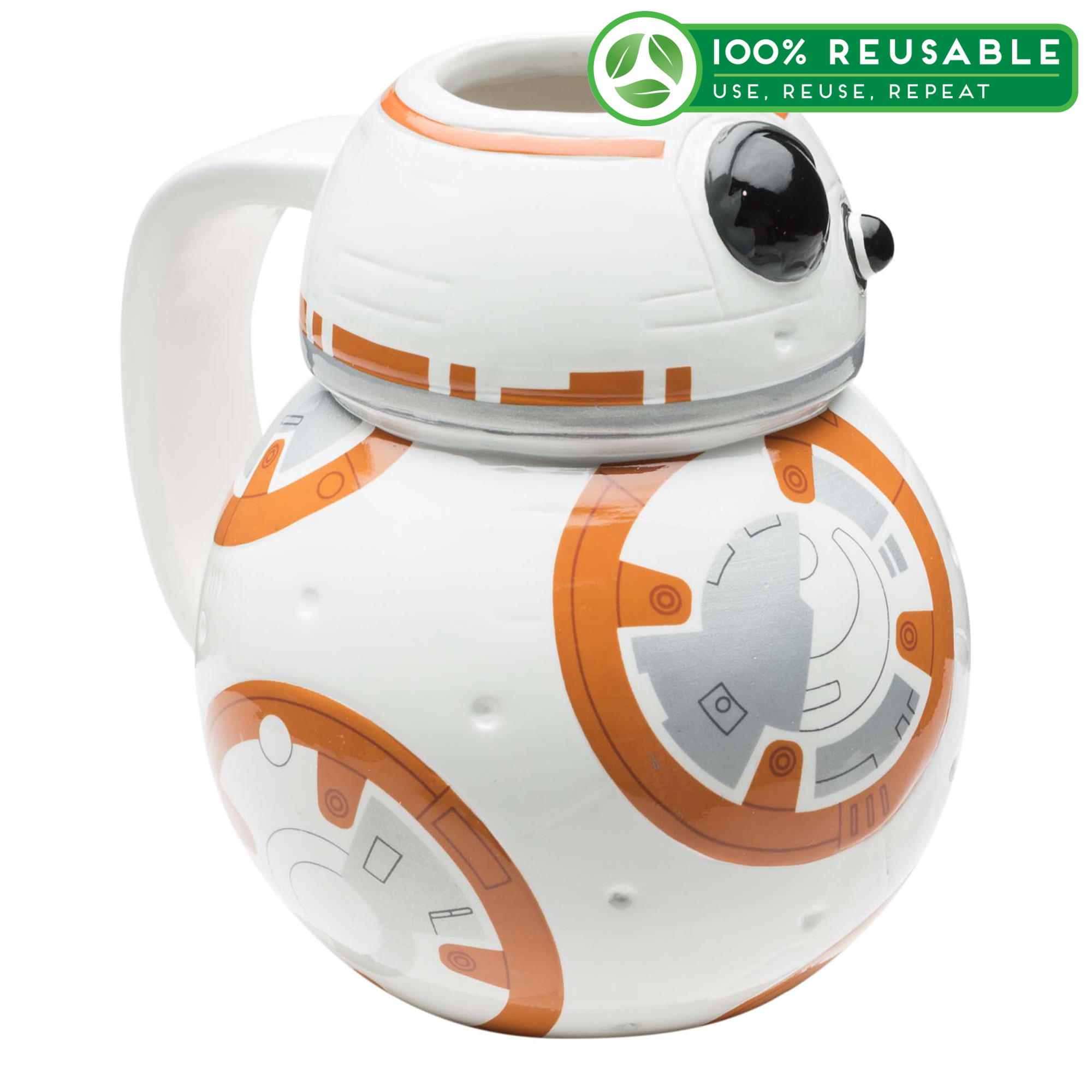 Star Wars 12 ounce Coffee Mug, BB-8 slideshow image 1