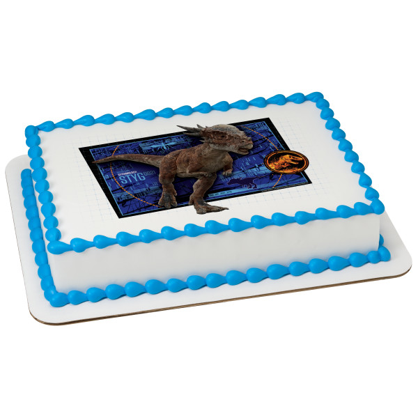 Jurassic World™ Fallen Kingdom Stygie PhotoCake® Edible Image®