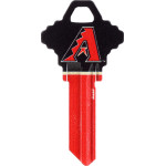 MLB Arizona Diamondbacks Key Blank