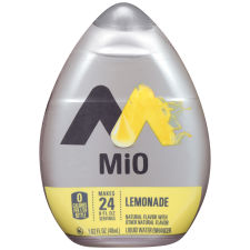 MiO Lemonade Liquid Water Enhancer 1.62 fl oz Bottle