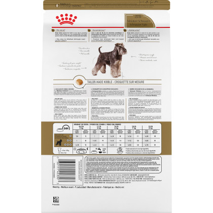 Miniature Schnauzer Adult Dry Dog Food