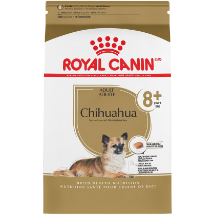 Chihuahua 8+ Dry Dog Food