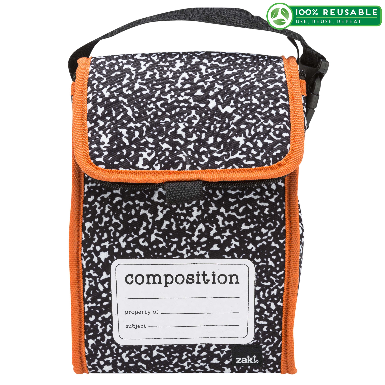 Grid Lock Lunch Bag, Composition slideshow image 1