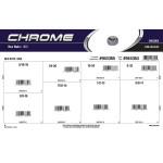 Chrome Hex Nuts Assortment (USS)