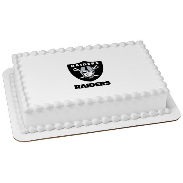 NFL Oakland Raiders Edible Image®