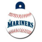 Seattle Mariners Large Circle Quick-Tag