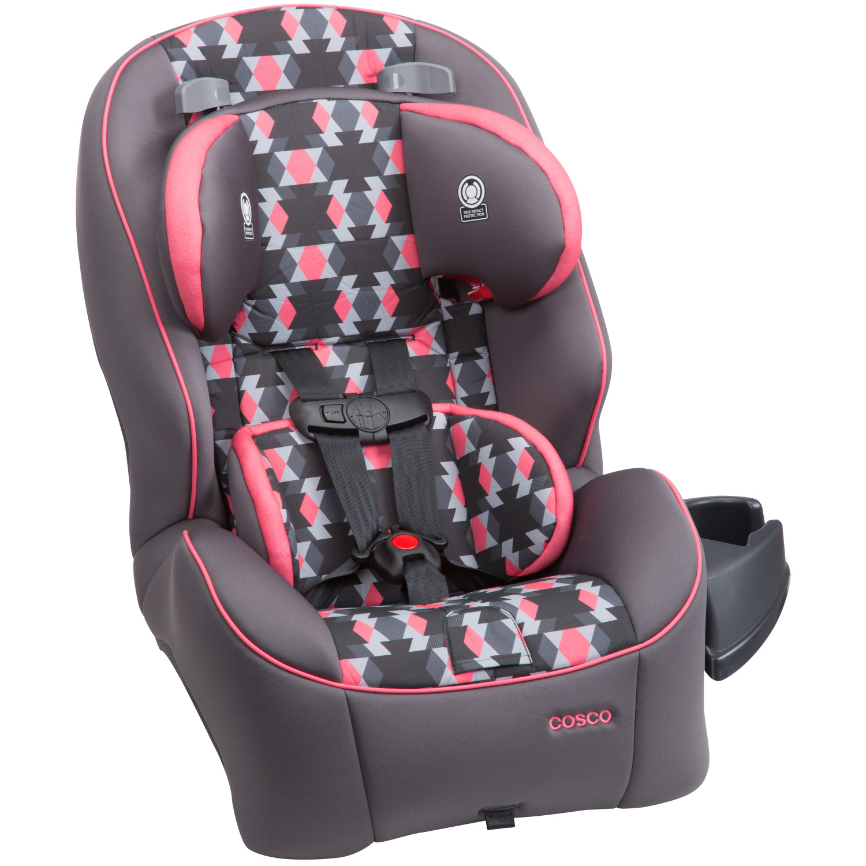 Cosco-Easy-Elite-3-in-1-Convertible-Car-Seat-Disco-Ball-Berry thumbnail 14