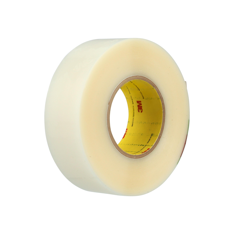 3M™ Polyurethane Protective Tape 8681HS, 36320, Light Gray, Non-Skip Slit Liner, 4 in x 3 yd, 1 Roll/Case, Sample