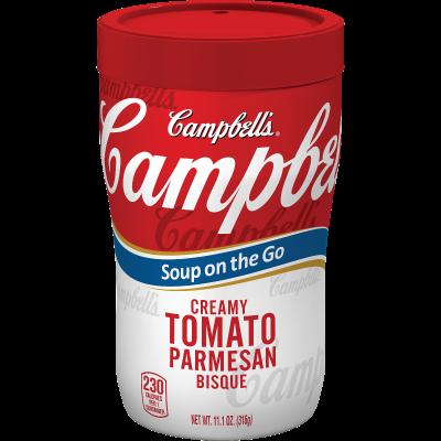 Creamy Tomato Parmesan Bisque