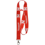 University of Nebraska Lanyard