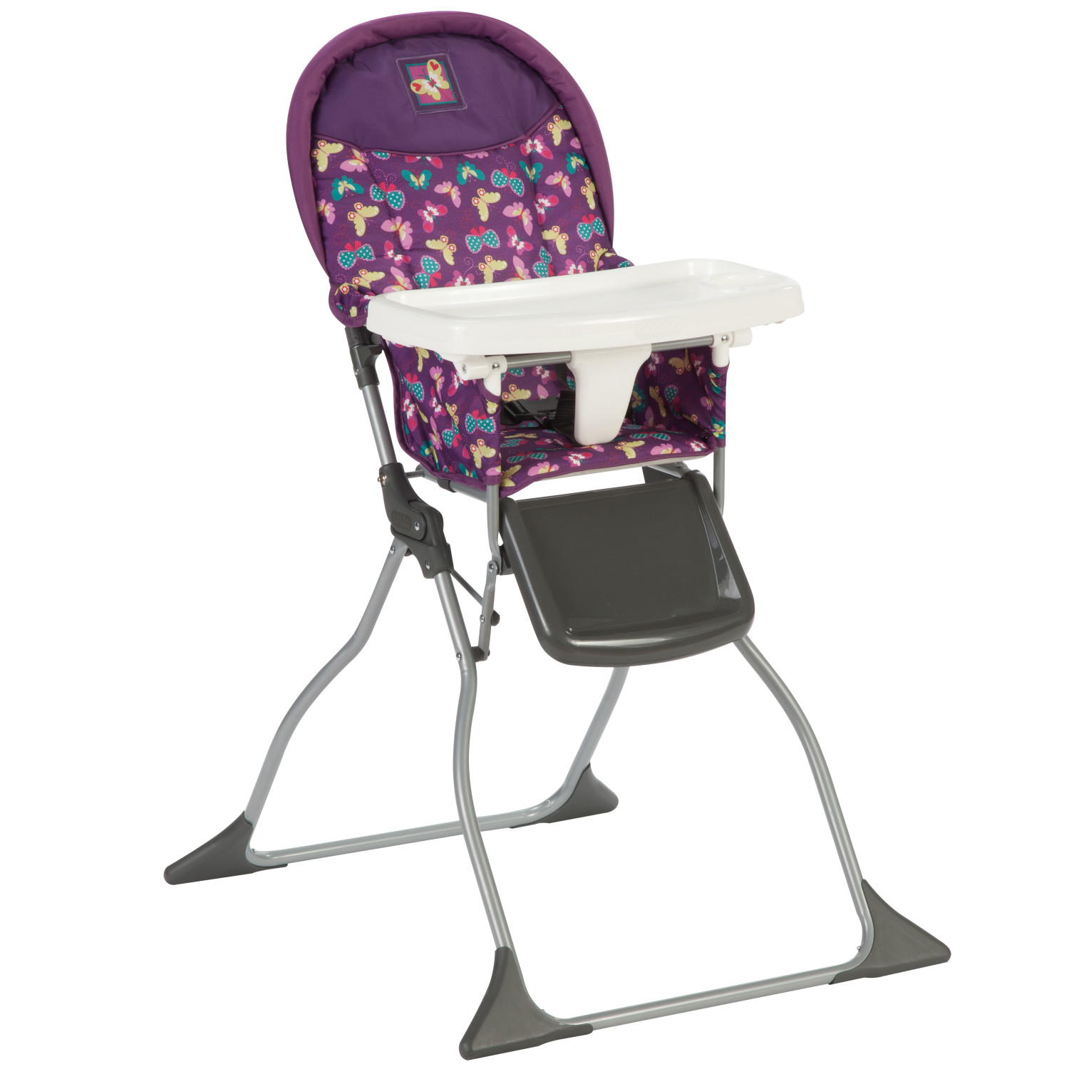 how to clean cosco simple fold high chair