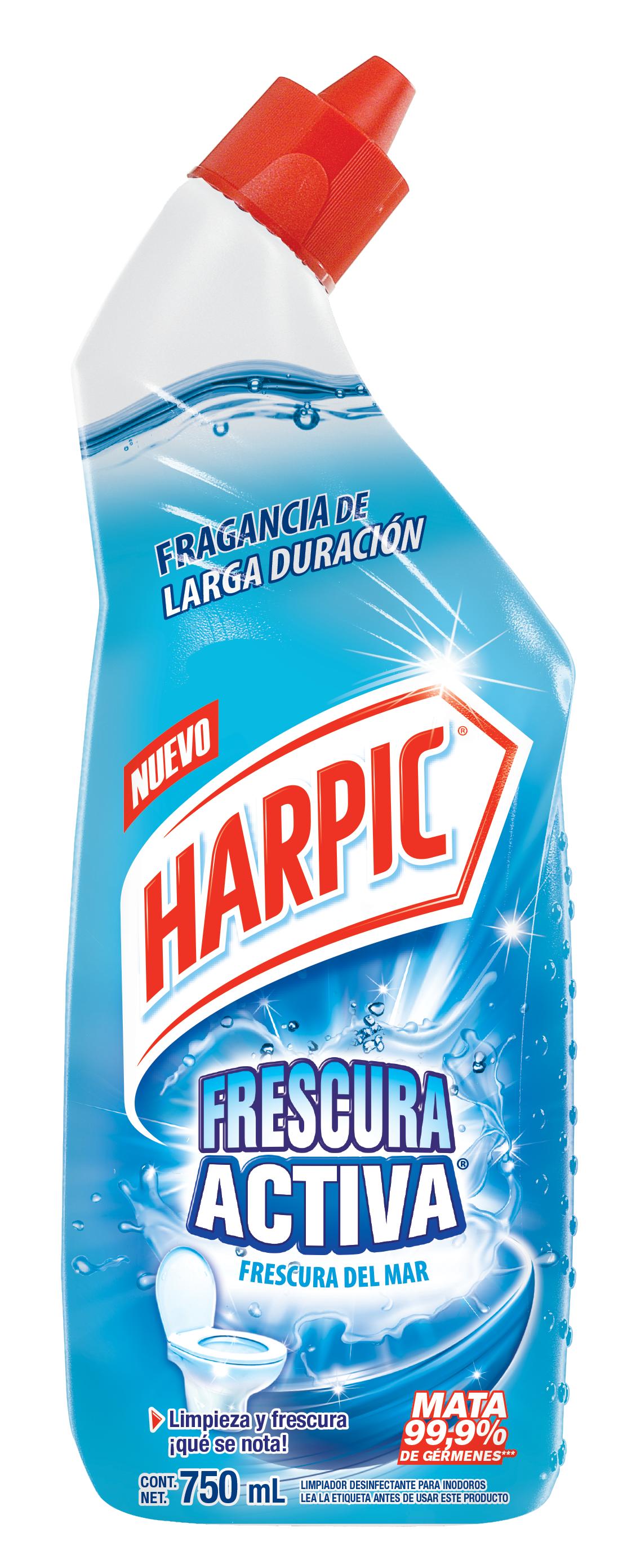 Harpic® Frescura Activa Frescura Marina 750ml