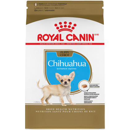 Royal Canin Breed Health Nutrition Chihuahua Puppy Dry Dog Food