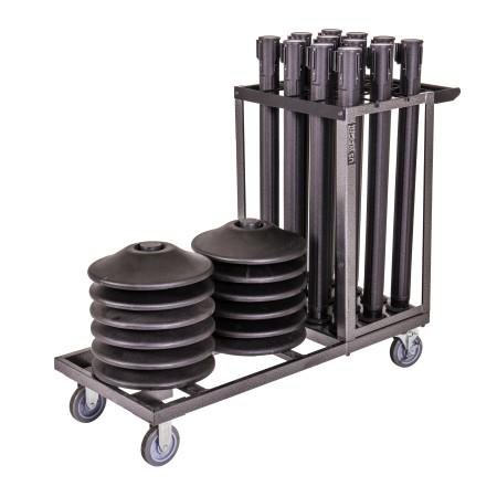 Statesman Cart Bundle - Sentry QS 7