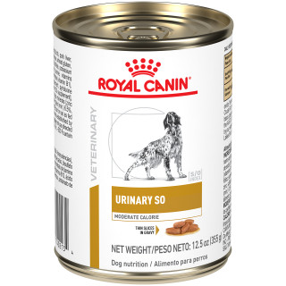 Urinary SO Moderate Calorie Thin Slices in Gravy Canned Dog Food