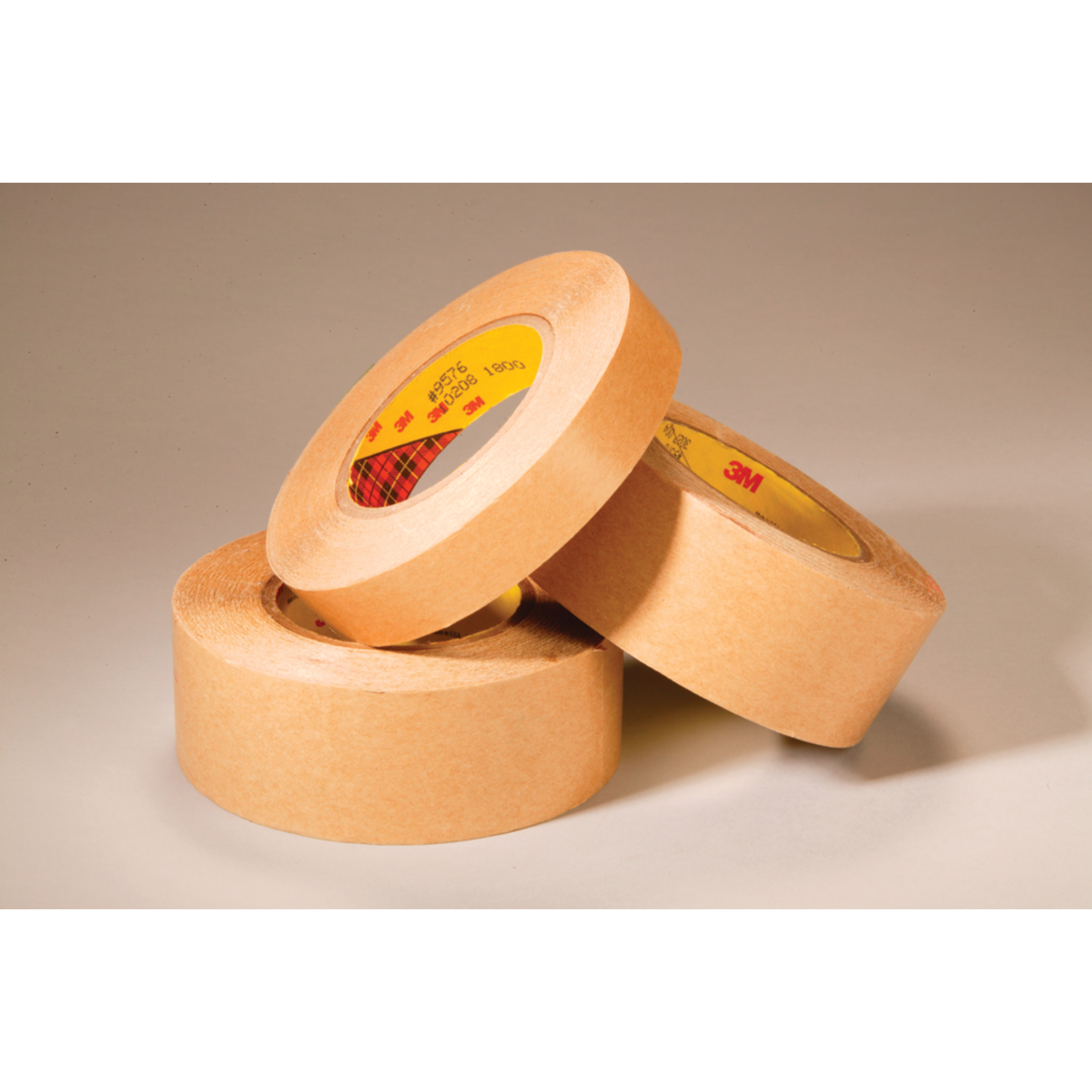 3M™ Double Coated Tape 9576, Clear, 4 mil, Roll, Config
