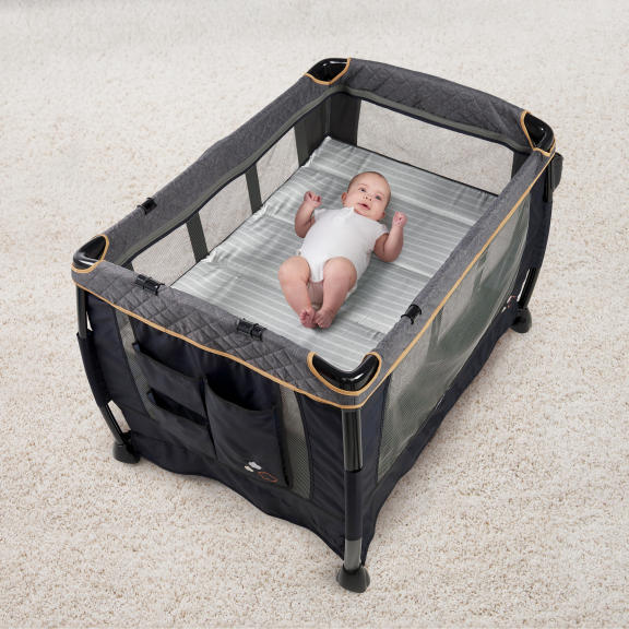 Boutique Collection™ Smart and Simple Playard™ - Bella Teddy™
