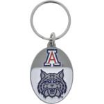University of Arizona Key Chain