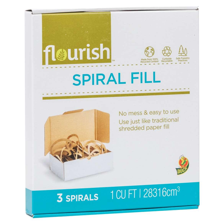 Flourish™ Spiral Cushion Fill Image