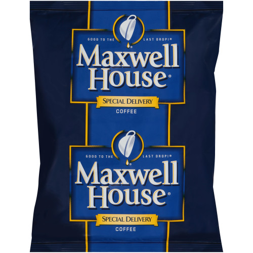 MAXWELL HOUSE Special Delivery Ground Coffee, 1.4 oz. Packets (Pack of 42)
