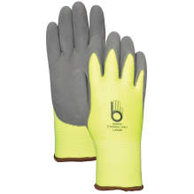 Bellingham Insulated Hi-Vis Glove with Natural Rubber Palm