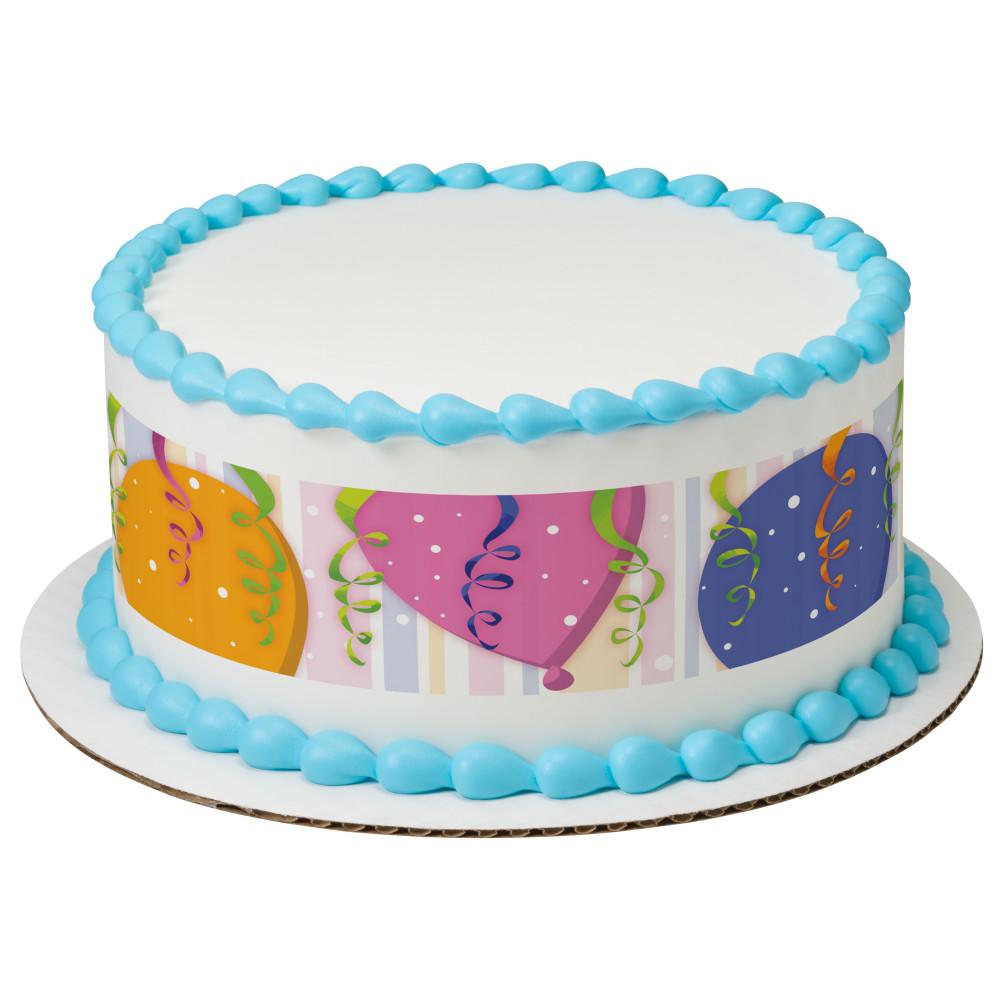 Birthday Star Balloons