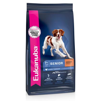 Senior Medium Breed Dry Dog Food