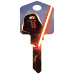 Star Wars First Order Key Blank