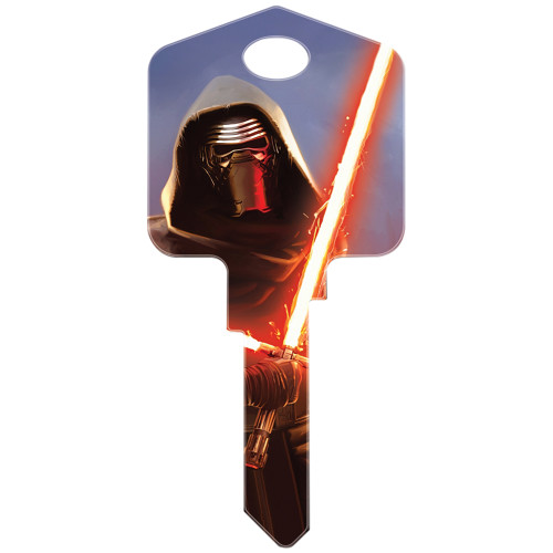 Star Wars First Order Key Blank Kwikset/66 KW1