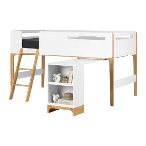 Bebble - Loft Bed with Desk