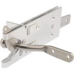 Hardware Essentials Post Mount Gate Latch - Vinyl Gates