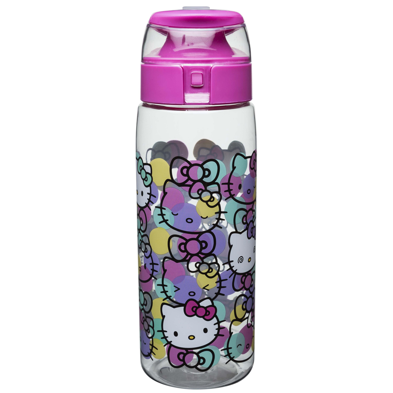 Sanrio 25 ounce Water Bottle, Hello Kitty slideshow image 1