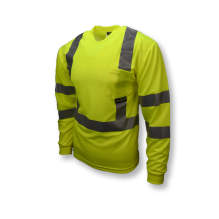 Radians ST21 Class 3 Long Sleeve T-shirt with Max-Dri™