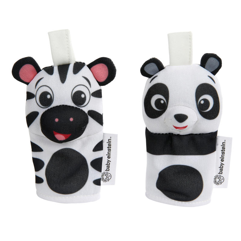 Contrast Critters™ High Contrast Finger Puppets