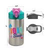 JoJo Siwa 15.5 ounce Water Bottle, Jojo Siwa & Friends slideshow image 7