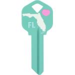 State of Florida Key Blank