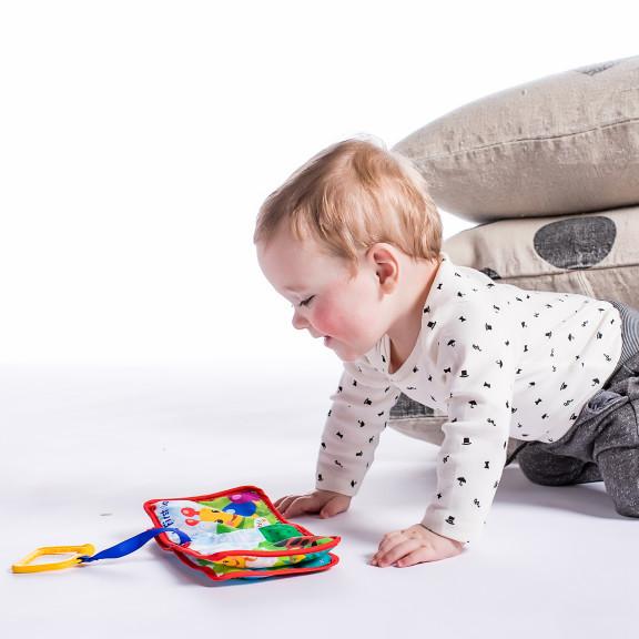 Explore & Discover Soft Book™ Toy